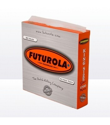 Recarga Dispensador Futurola naranja (King Size Slim) x2000