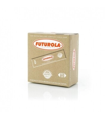 Recarga Dispensador Futurola naranja duch brown (King Size Slim) x2000