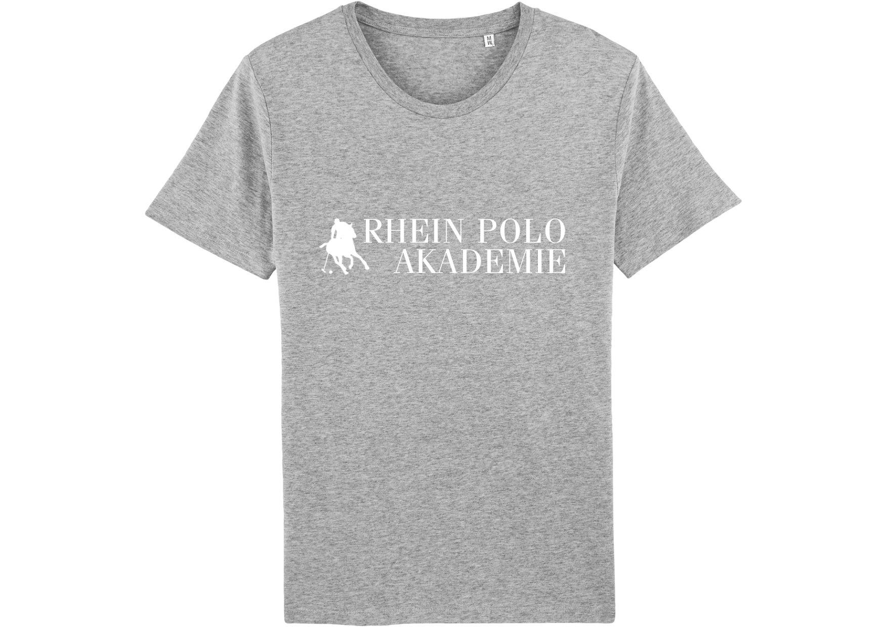"T-Shirt ""Rhein Polo Akademie"" 00003"