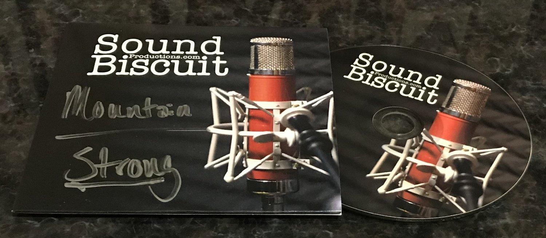 CD copy of Mountain Strong