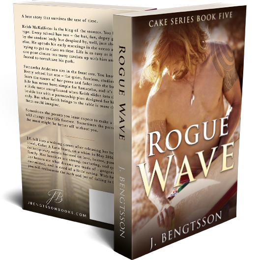 Rogue Wave Signed Paperback 00006