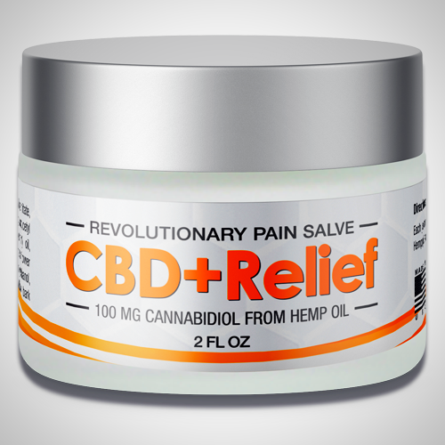 CBD+Relief Cream 100mg 2oz 00005