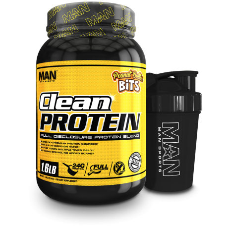 MAN Sports Clean Protein - 23 Servings 00007