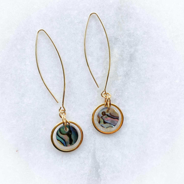 Covelo earrings 20c
