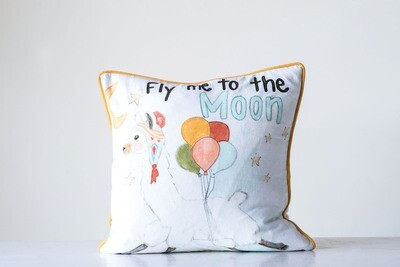 Fly pillow df0527