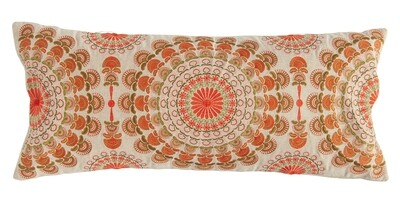 Lumber Pillow Cotton embrodered DF2138