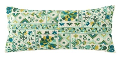 Lumber Pillow Cotton embrodered DF2143