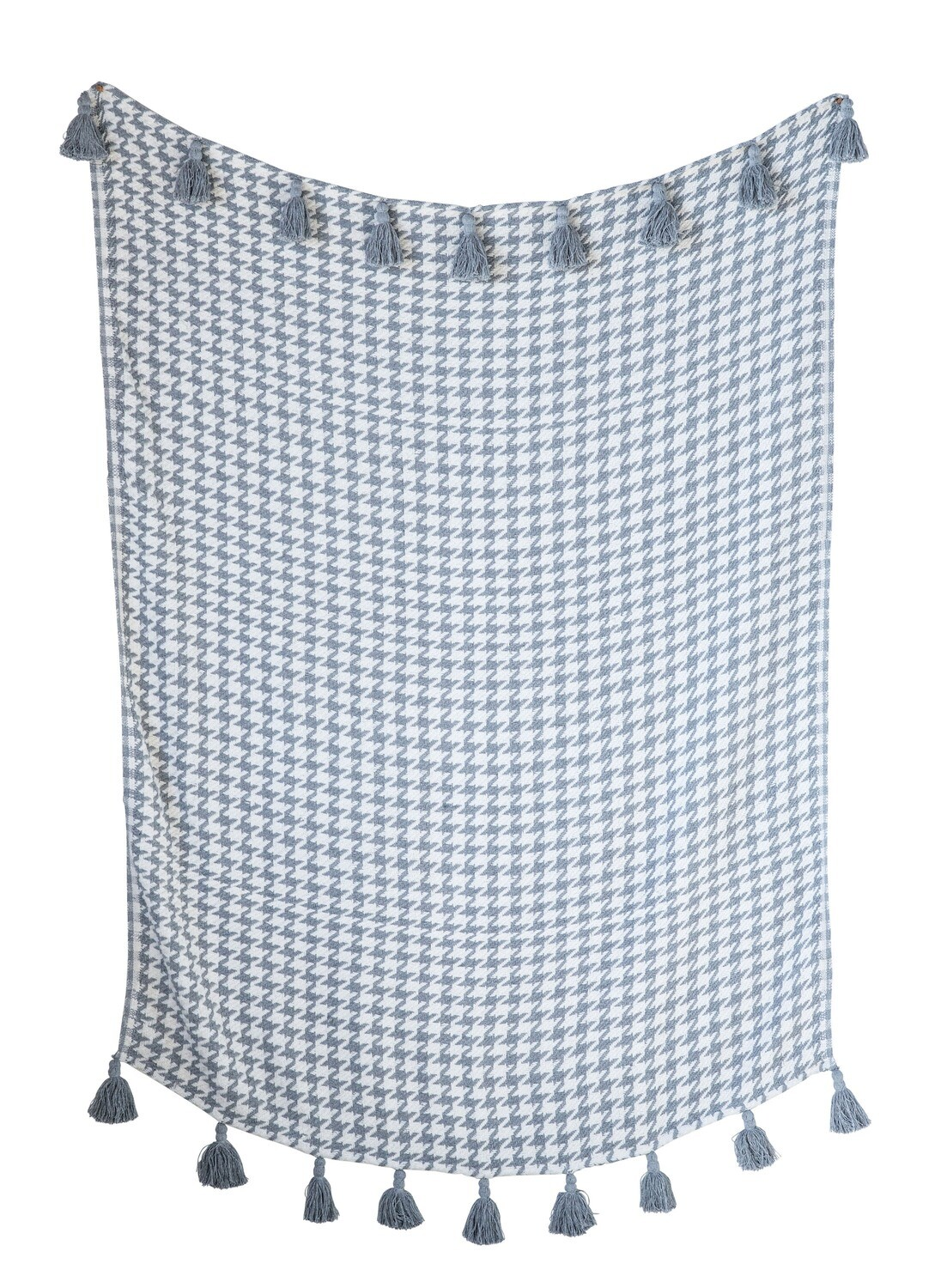 Houndstooth Throw df0684