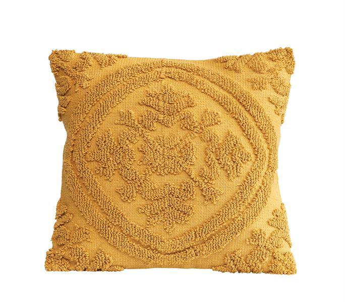 square cotton pillow ah0334