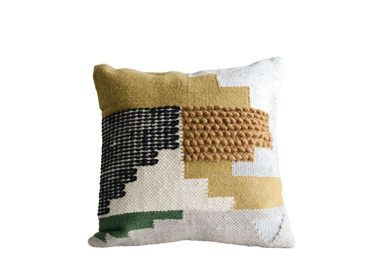 Wool blend pillow da8949