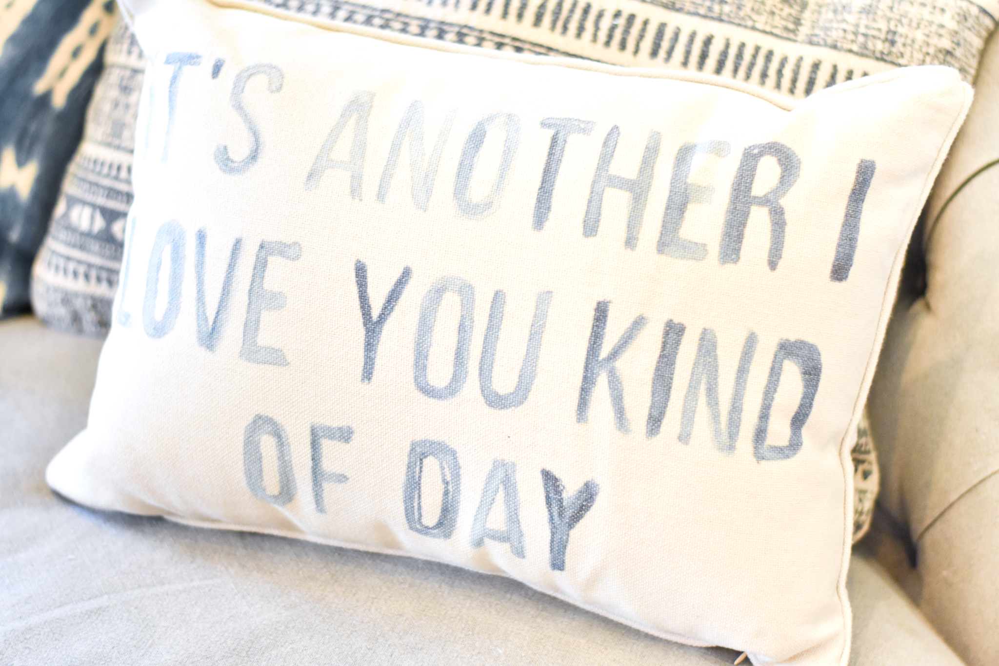 pillow i love you day da8250