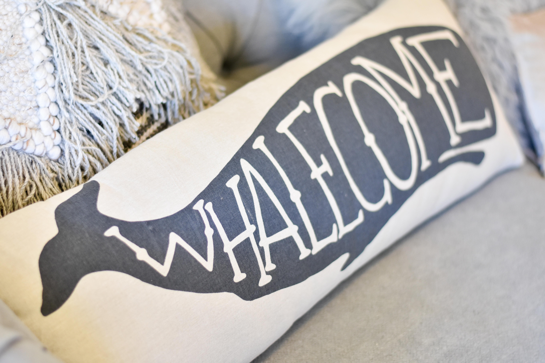 whalecome pillow da9084