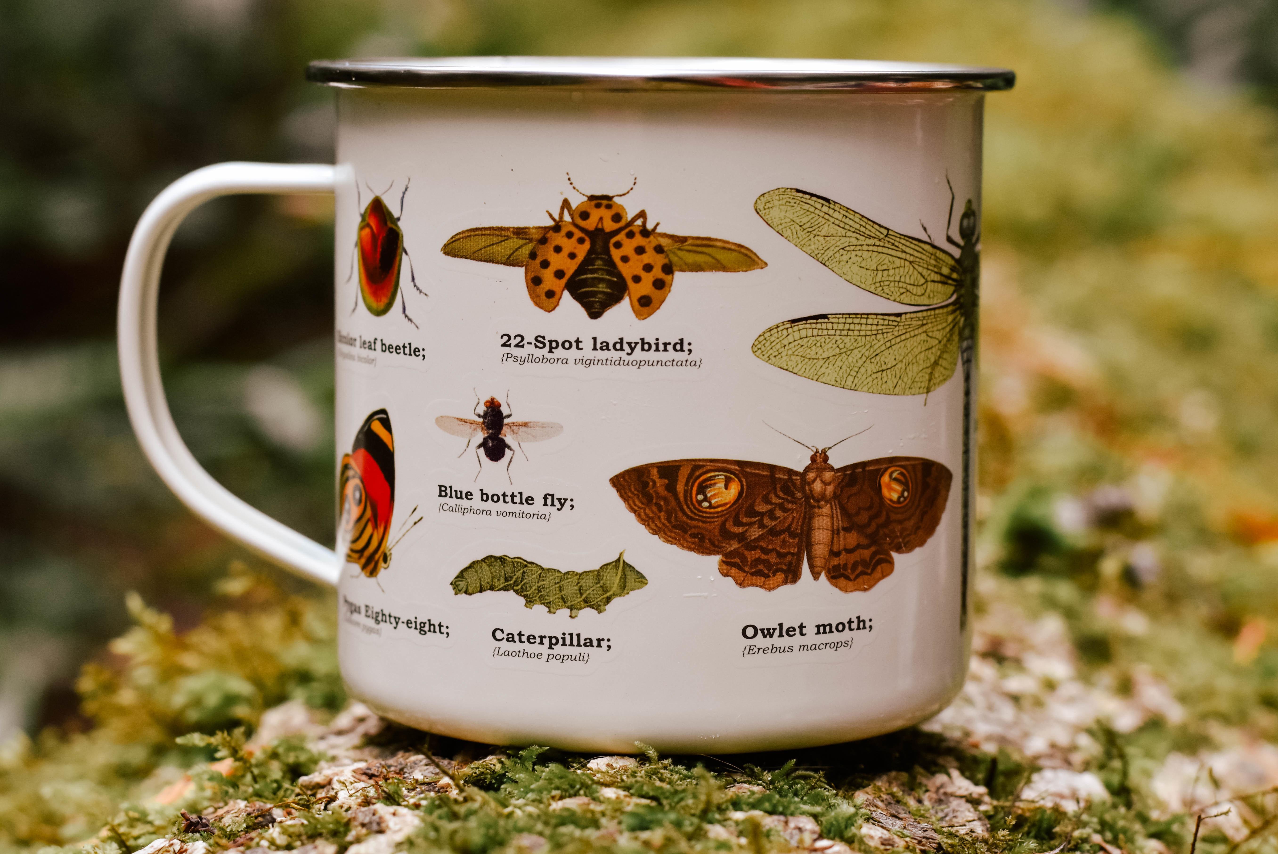 insect enamel mug HTNEHVSD3NKB4