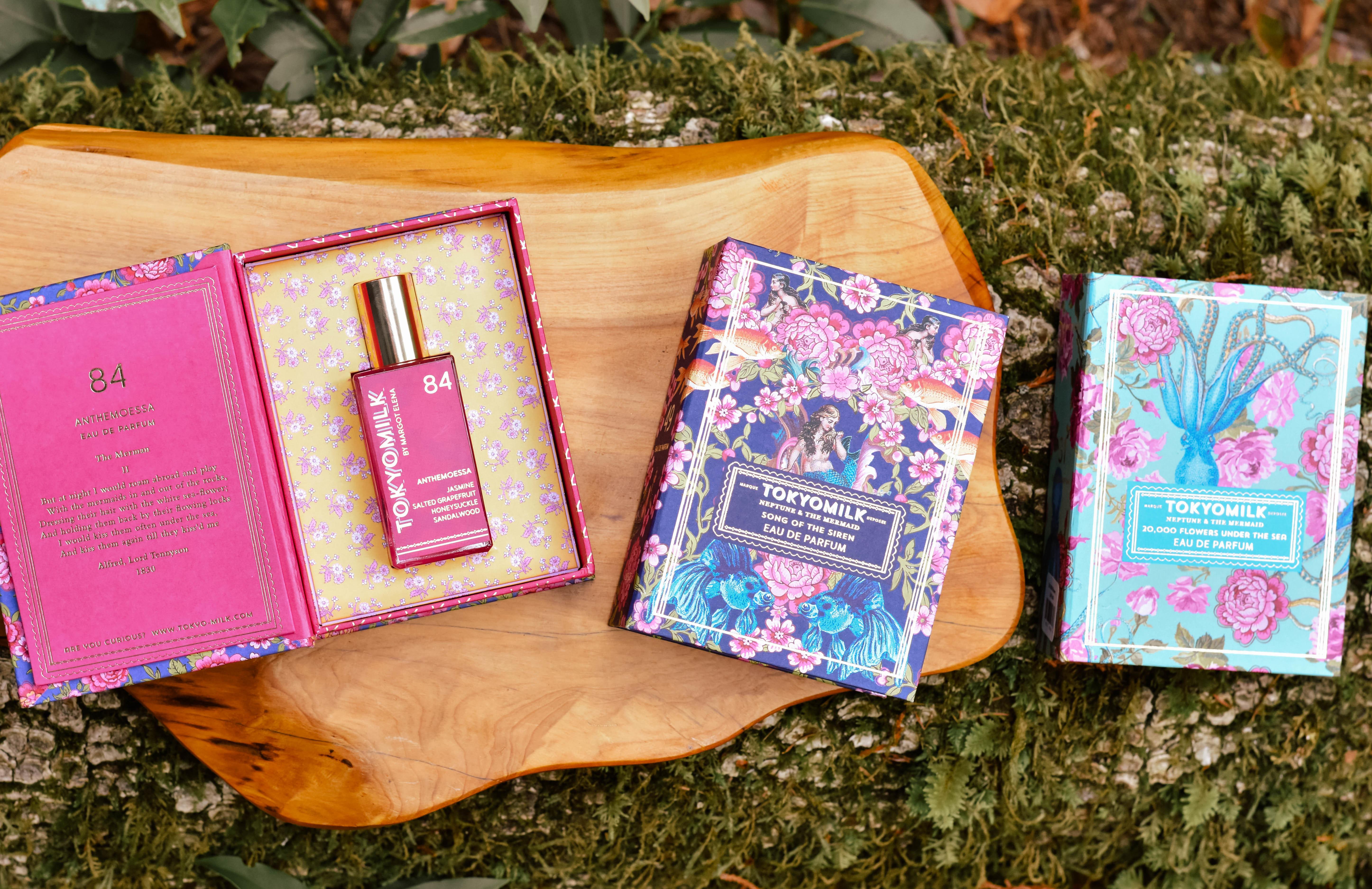 Anthemoessa Parfume