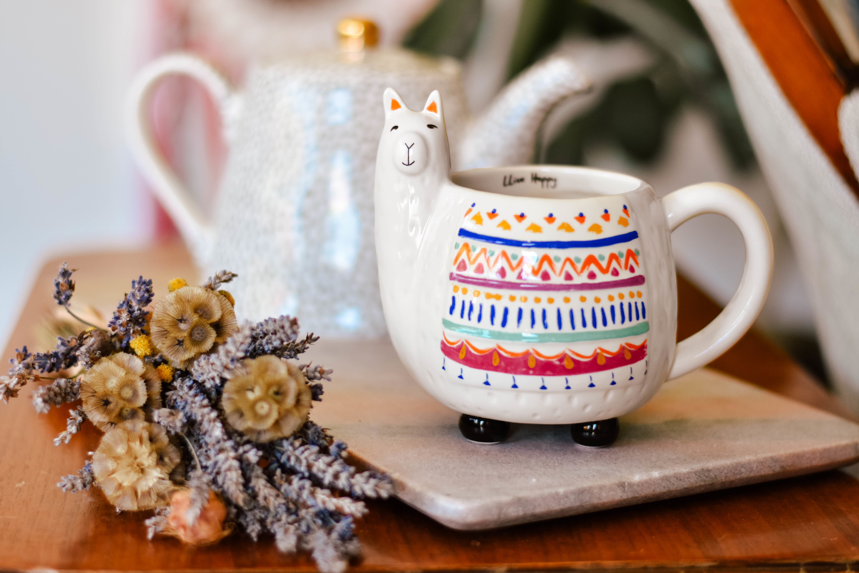 folk mug llama mug289 NDG8DJCRMXJ7E