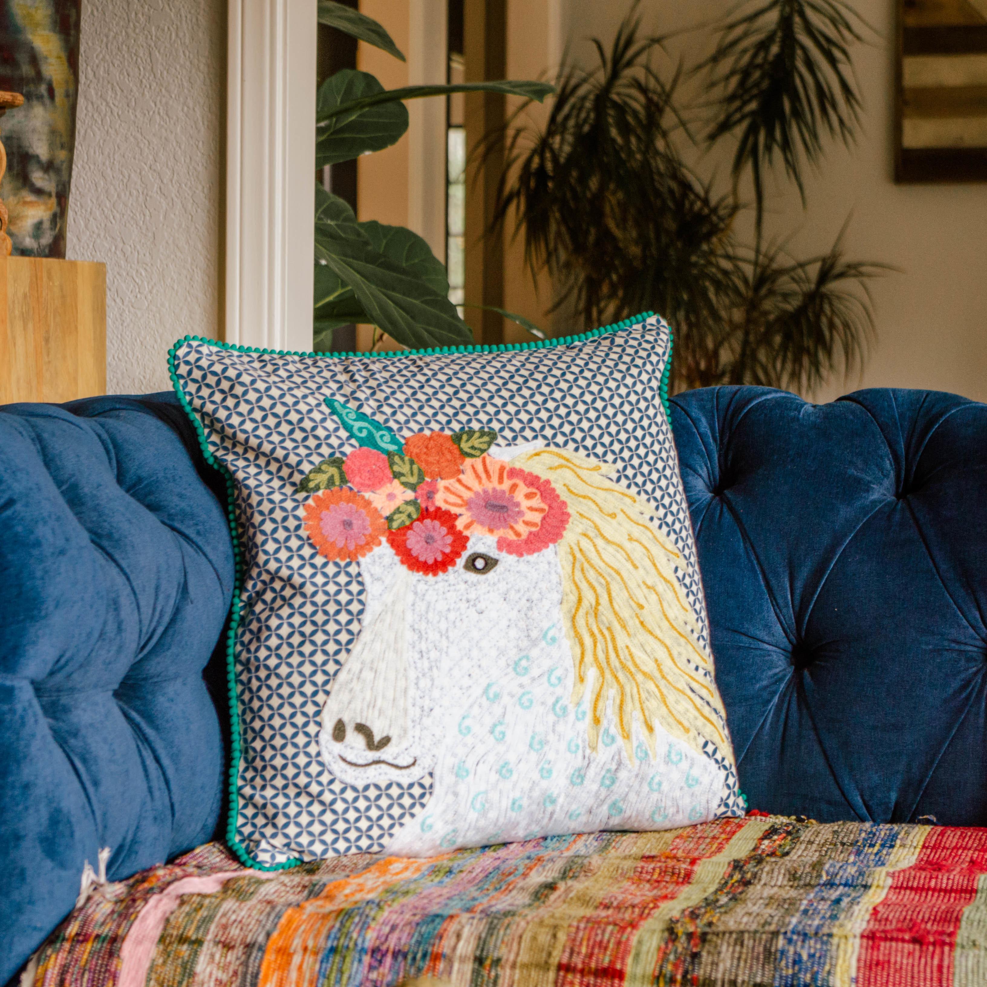 Unicorn pillow abcc161043_Blyl