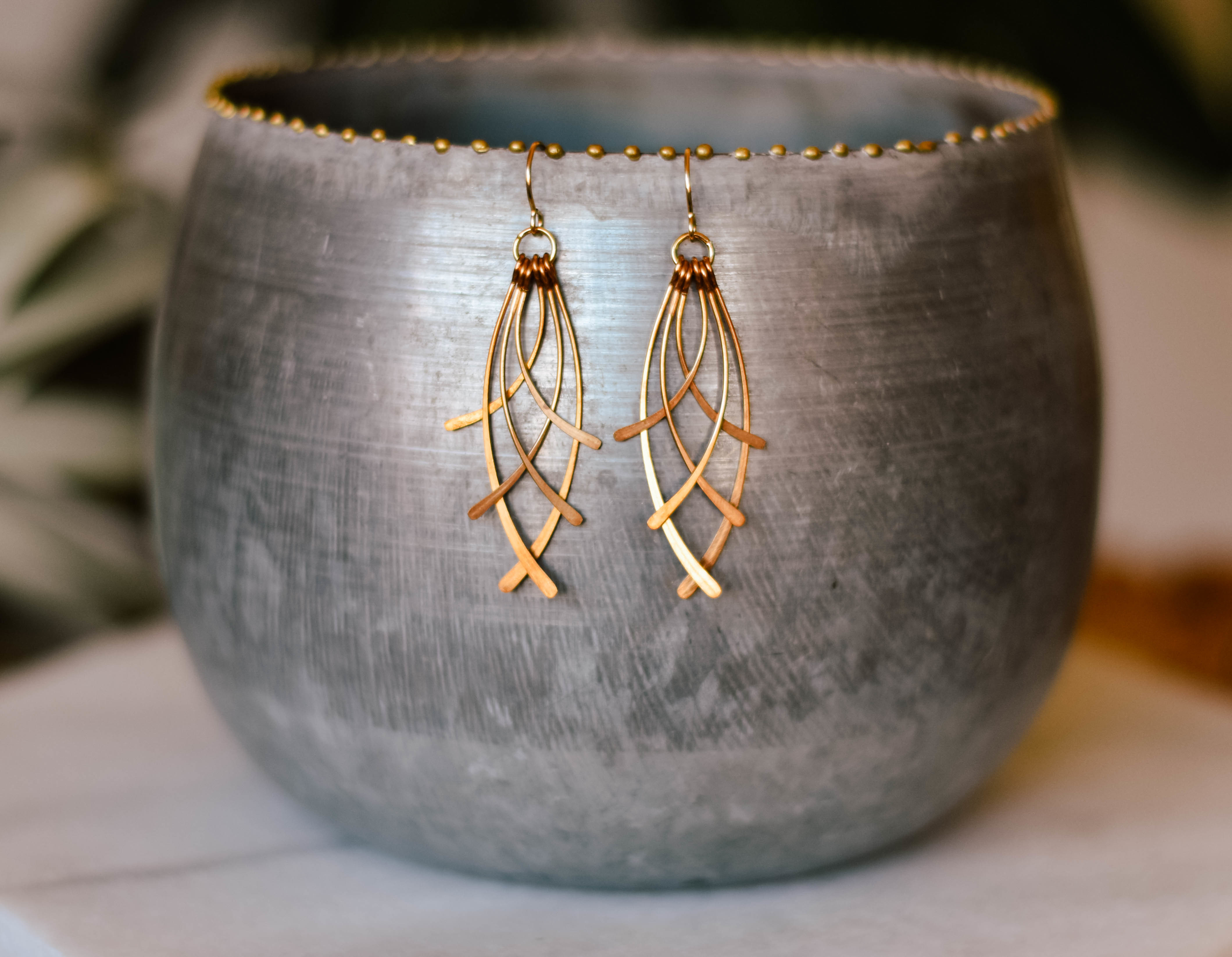 santa Cruz earrings sc