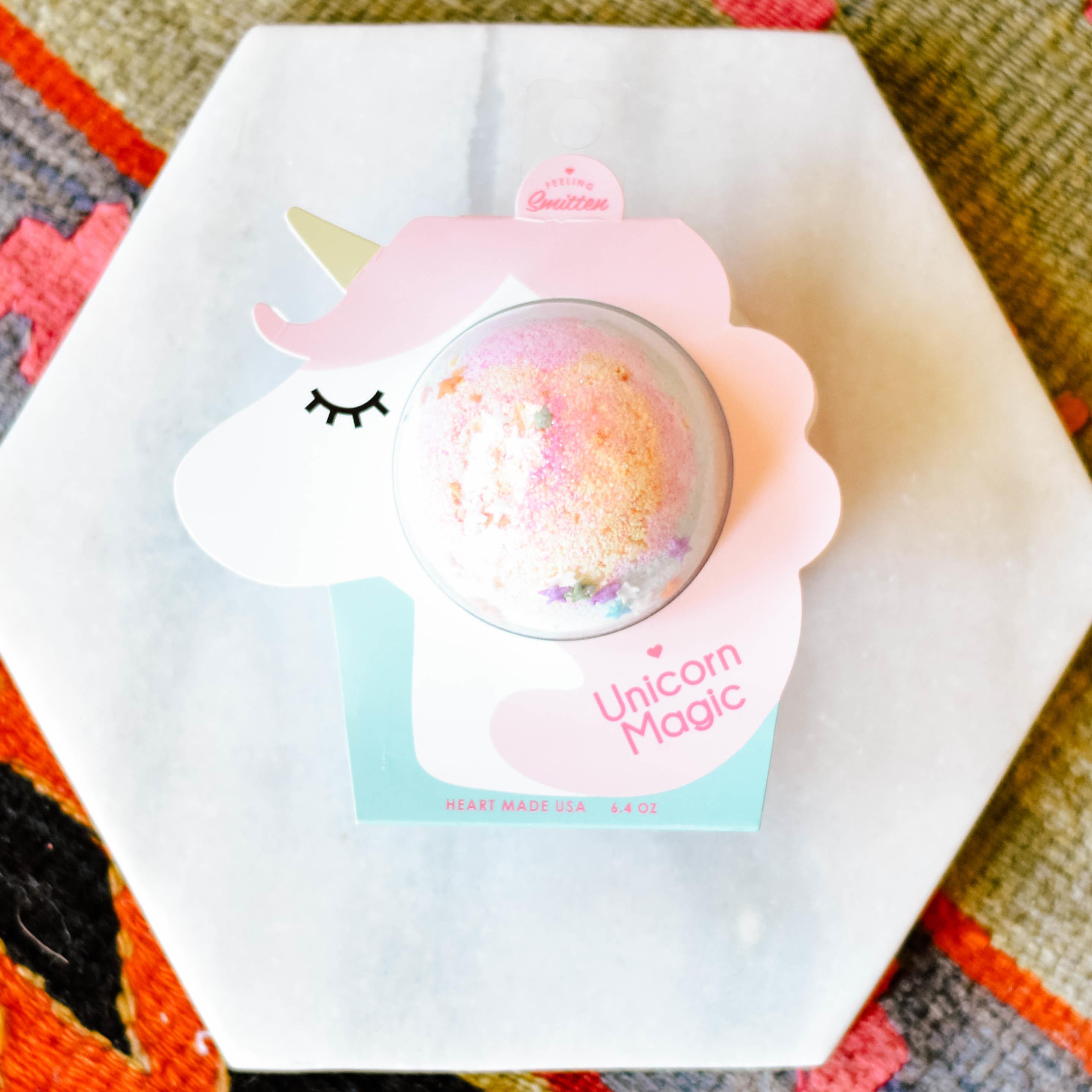 unicorn Magic Bath bomb DYGEA7S24R8V8