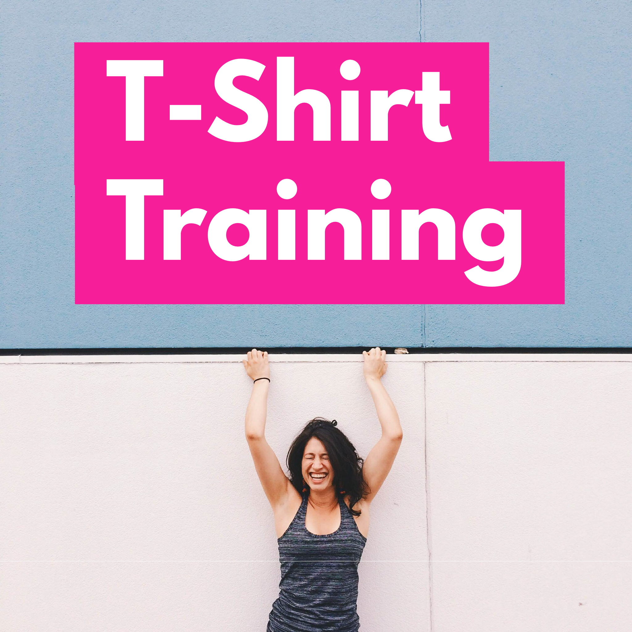 eBook Only: T-shirt Training 00011