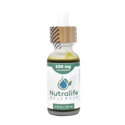 iHemp Oil 30ml 250mg Full Spectrum