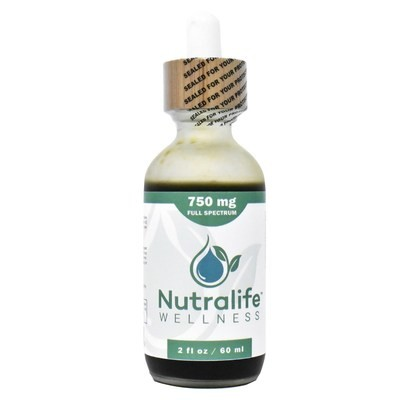 iHemp Oil 60ml 750mg Full Spectrum