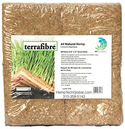 TerraFibre Grow Mats