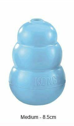 Puppy KONG dog toy - Medium
