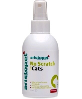 Aristopet No Scratch Spray For Cats