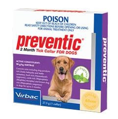 Preventics Tick Collar 00123