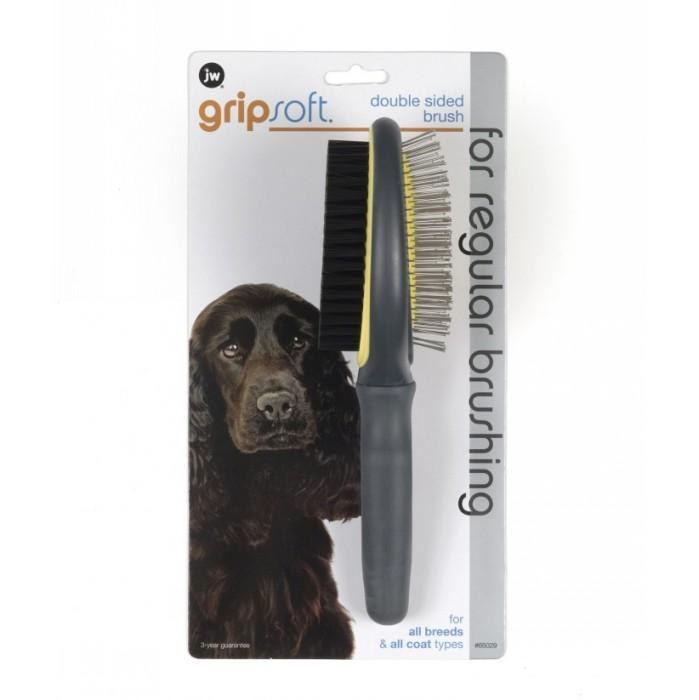 Gripsoft Double Sided Brush - Large Head 00135