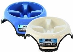 Skid Stop - Slow Feeder Bowl medium - large - jumbo