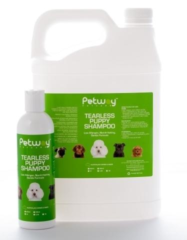 Petway Puppy Shampoo - 250ml 00121