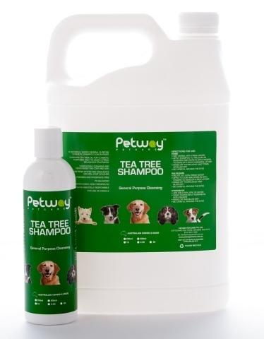 Petway Tea Tree Shampoo - 250ml 00042