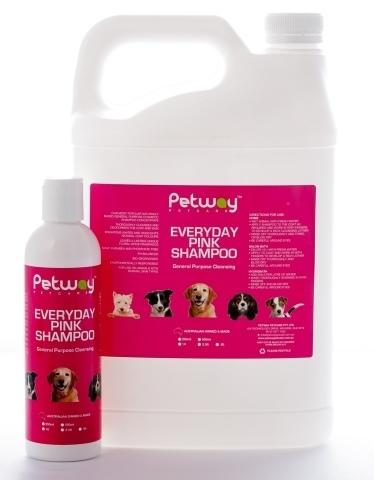 Petway Pink Shampoo - 250ml 00045