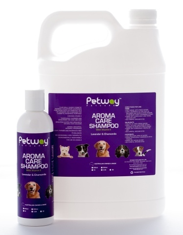 Petway Aroma Care Shampoo with Vitamin E - 250ml