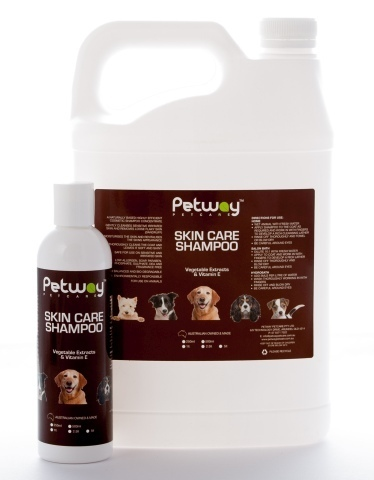 Petway Skin Care Shampoo - 250ml 00060