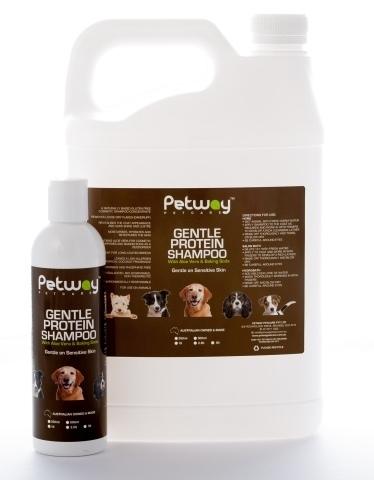 Petway Gentle Protein Shampoo with Aloe Vera - 250ml 00207