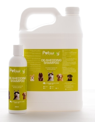 Petway De-Shedding Shampoo - 250ml 00209
