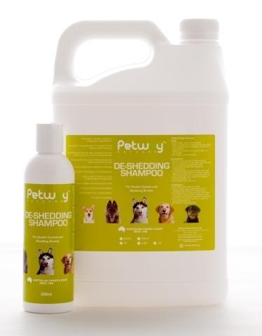 Petway De-Shedding Shampoo - 250ml