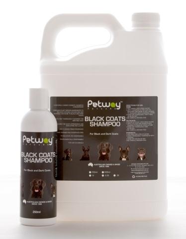 Petway Black Coats Shampoo - 250ml 00210