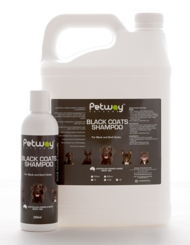 Petway Black Coats Shampoo - 250ml