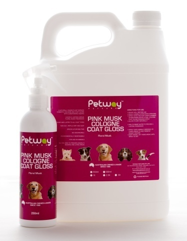 Petway Pink Musk Cologne Coat Gloss - 250ml 00211