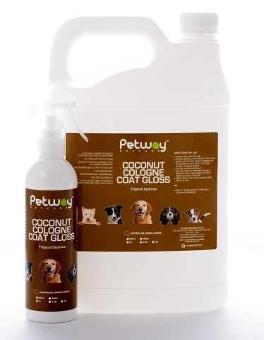 Petway Coconut Gloss - 250ml. 00043