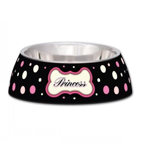 Milano Bowl - PRINCESS POLKADOT 00222