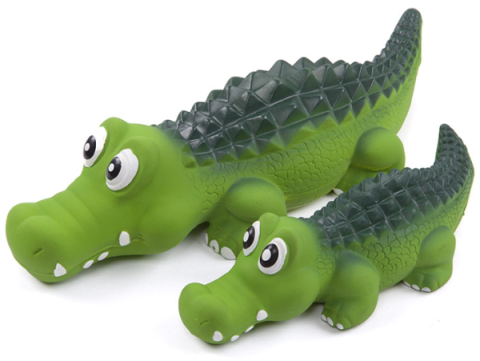Kazoo Latex Crocodiles 00231