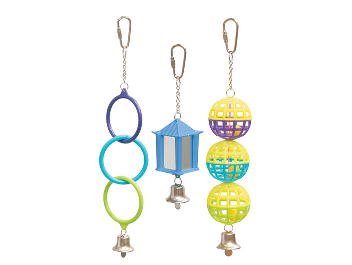 Kazoo Mirror/Ball/Ring Sets 00233