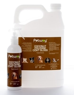 Petway Coconut Gloss - 250ml.