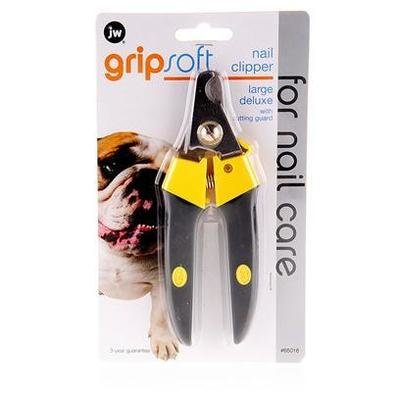 Gripsoft Dog Nail Clippers Deluxe - Large