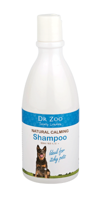 Dr Zoo Ichy Dog Shampoo- 500ml 00156