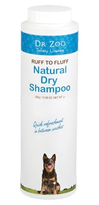 Dr Zoo Ruff to Fluff Dry Shampoo 270g 00204